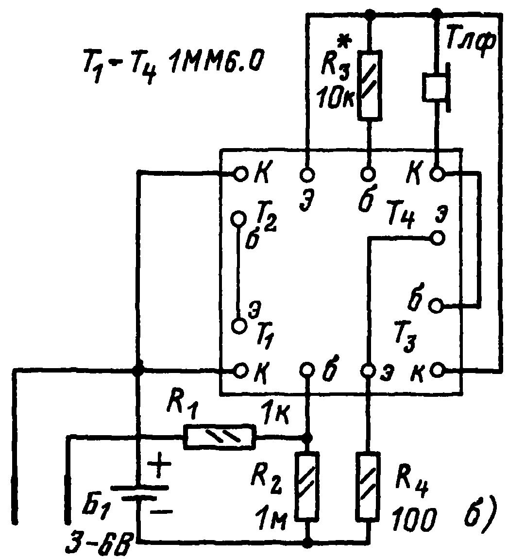 схема регулятора - динистор дв-2,3,4 симистор