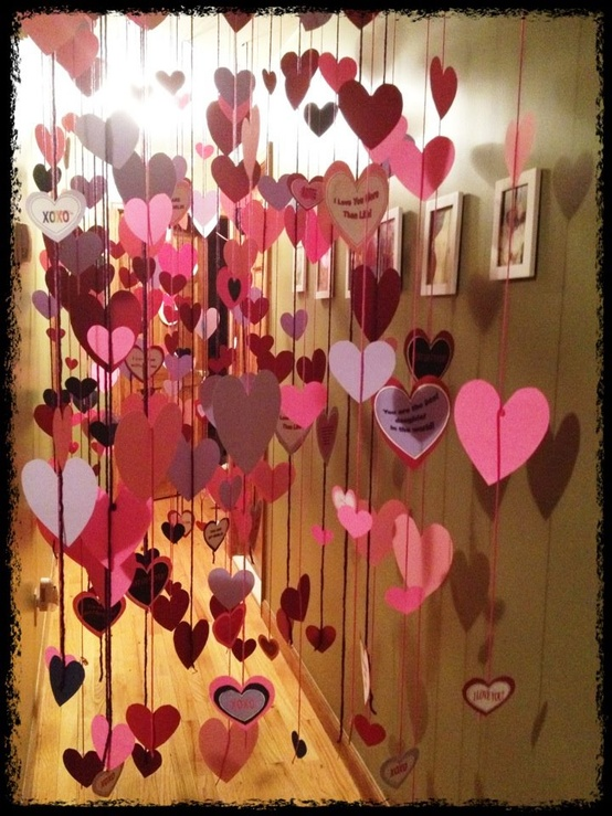 valentine 39 s decoration ideas sunshine guerrilla