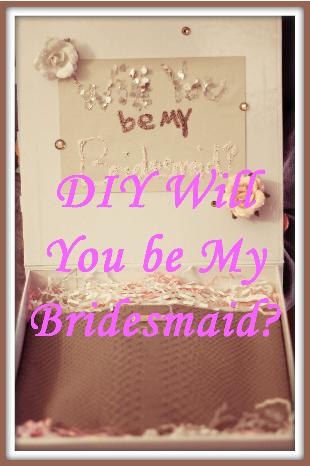 DIY, Crafts, Recollections, Martha Stewart, Bride