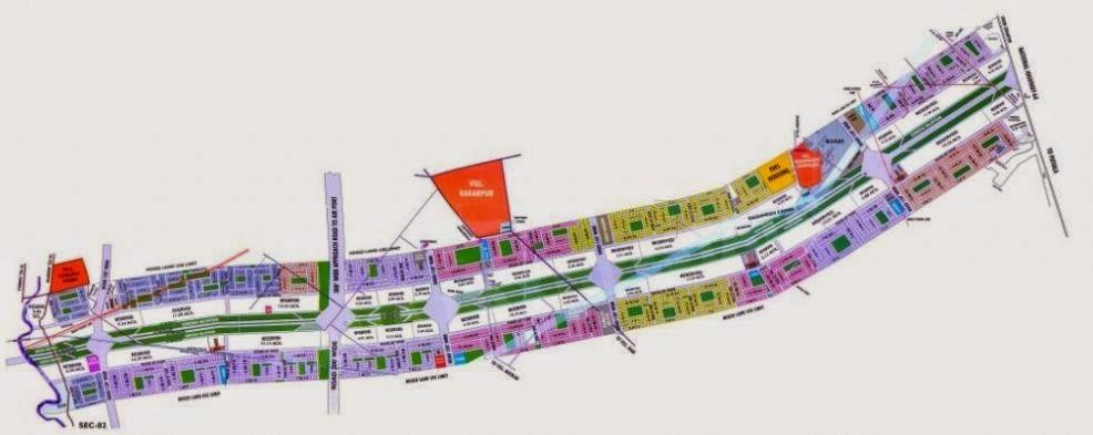 gmada aerocity mohali plots 9023407035