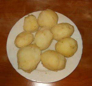 Gnocchi  Dumpling wih Radicchio