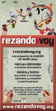 REZANDO VOY   -    Escuchalo ya !