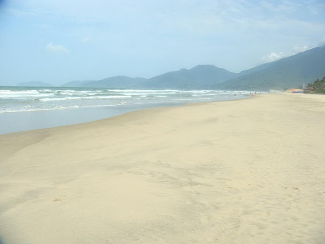 Lang Co Beach, Hue