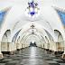 Foto Istimewa Stasiun Bawah Tanah Megah Nan Mewah Bak Istana