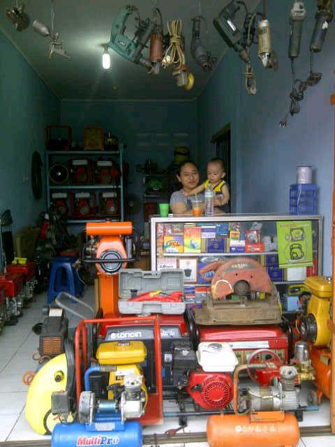 Firza Jaya Teknik - Sewa Service Jual Beli Molen Vibrator Stamper