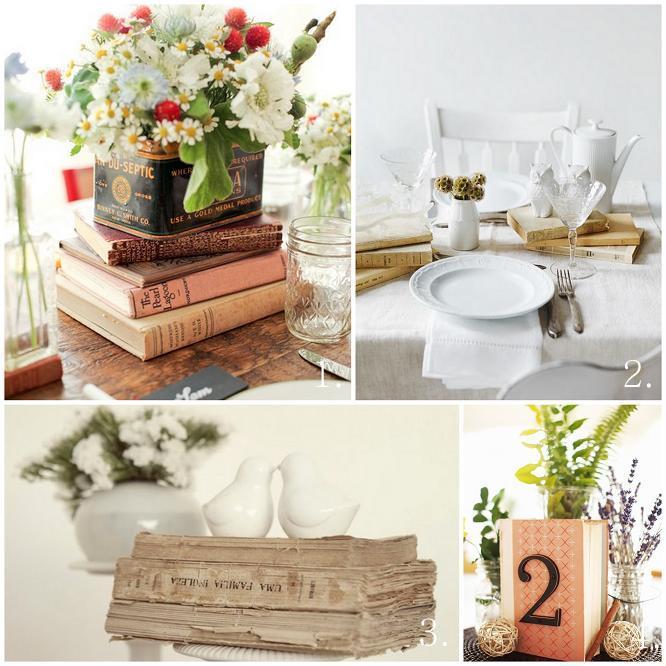 Vintage Decoracion Ideas ~ Fiestas con encanto Decoraci?n de buffet vintage