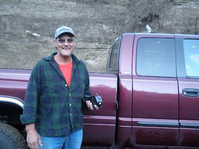 My buddy Prospector Dan