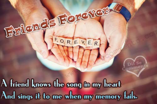 Wallpaper gallery friend s forever wall