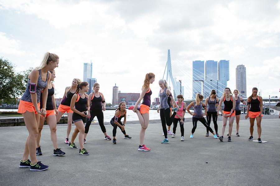 sport event running