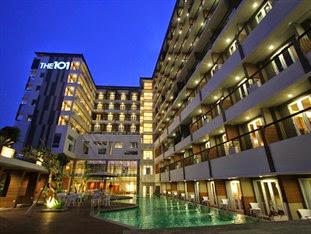Hotel Murah Dekat Stasiun Tugu - THE 1O1 Yogyakarta Tugu Hotel