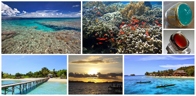 Tempat Wisata HALMAHERA SELATAN yang Wajib Dikunjungi (Provinsi Maluku Utara)