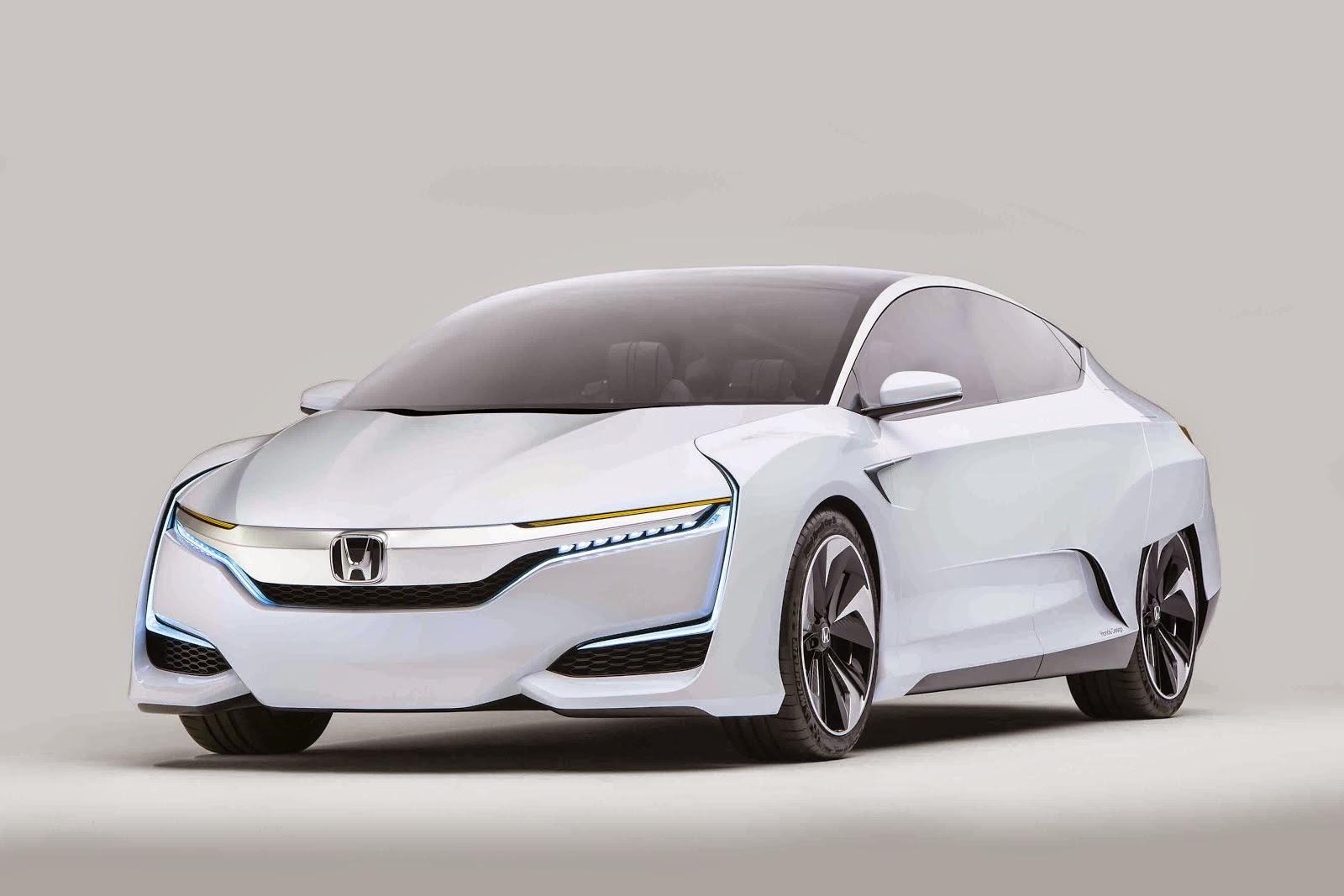 H Νέα γενιά Honda