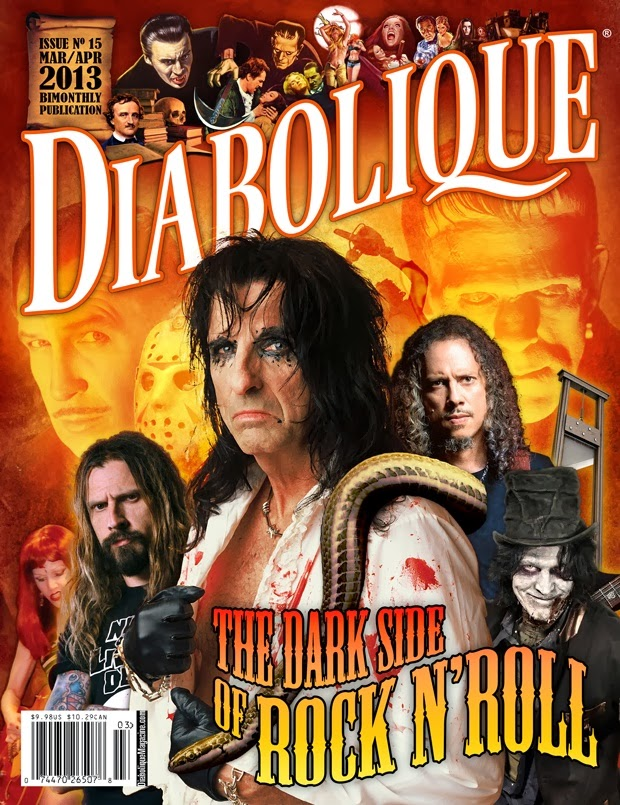 DIABOLIQUE Magazine Issue 15