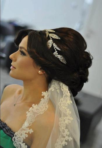 Long Wedding Hair Dos