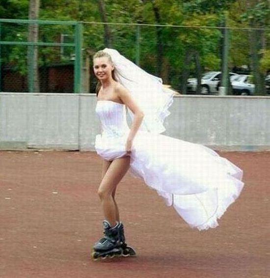 Невесты пикантные фото