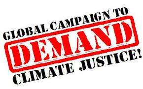 Campaña Mundial para exigir Justicia Climática
