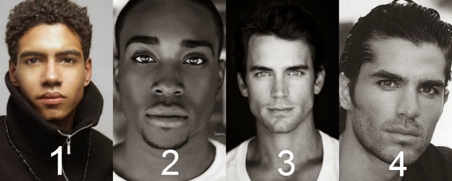 Which Face is the Most Handsome?