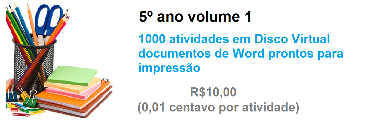5º ano volume 1