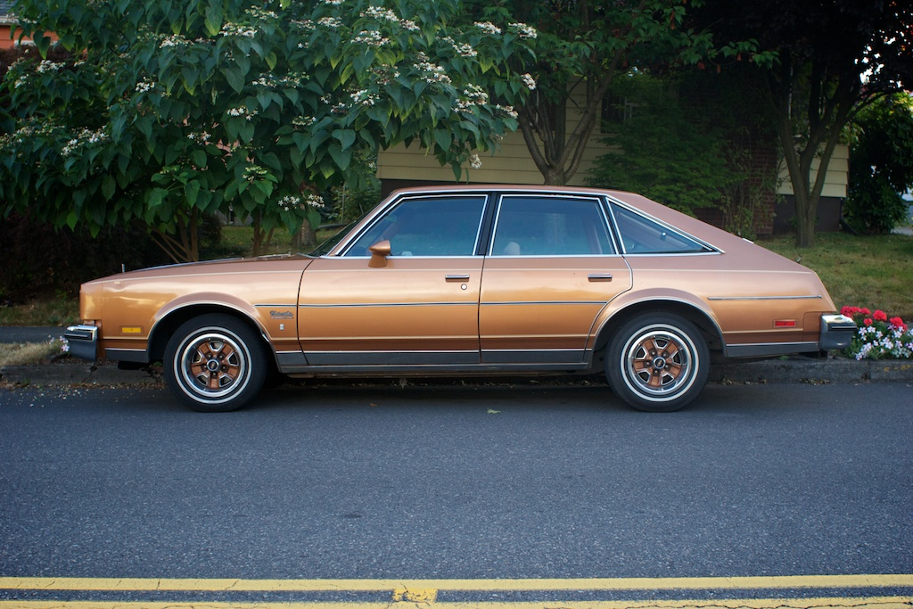 the street peep 1978 oldsmobile cutlass salon