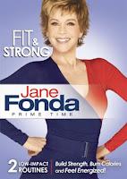 Női torna DVD idősebbeknek Jane Fonda