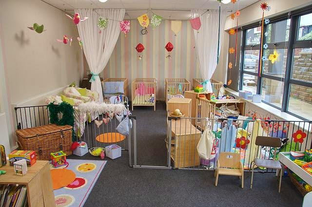 Peluang Bisnis Baby Day Care