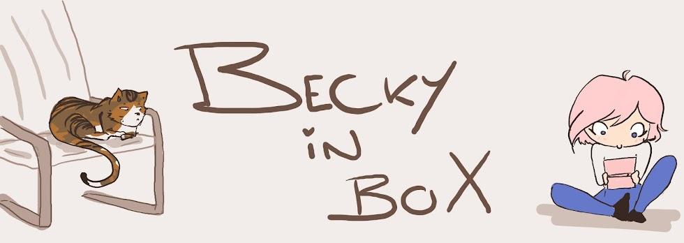 Becky in Box