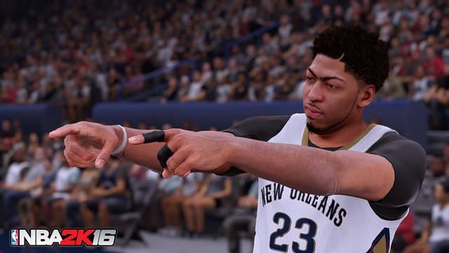 NBA 2K16 PS3 Español