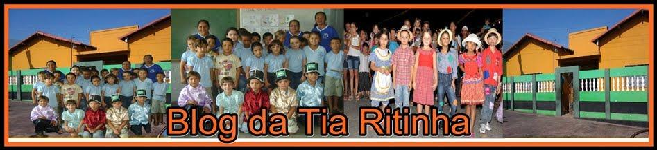 Blog Da Tia Ritinha