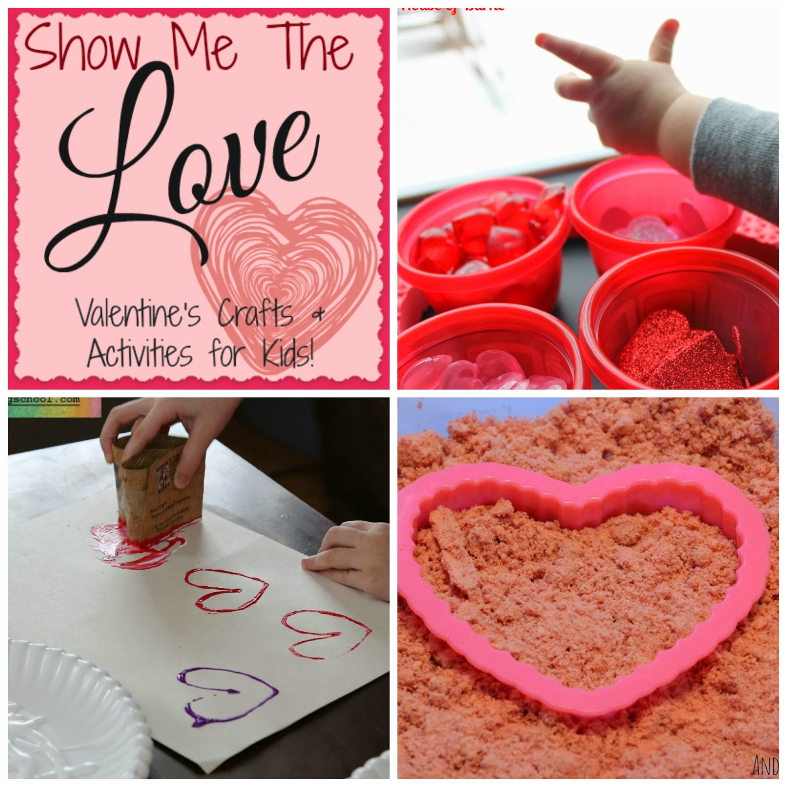 15 valentine's day activities for kids | still playing school, Ideas