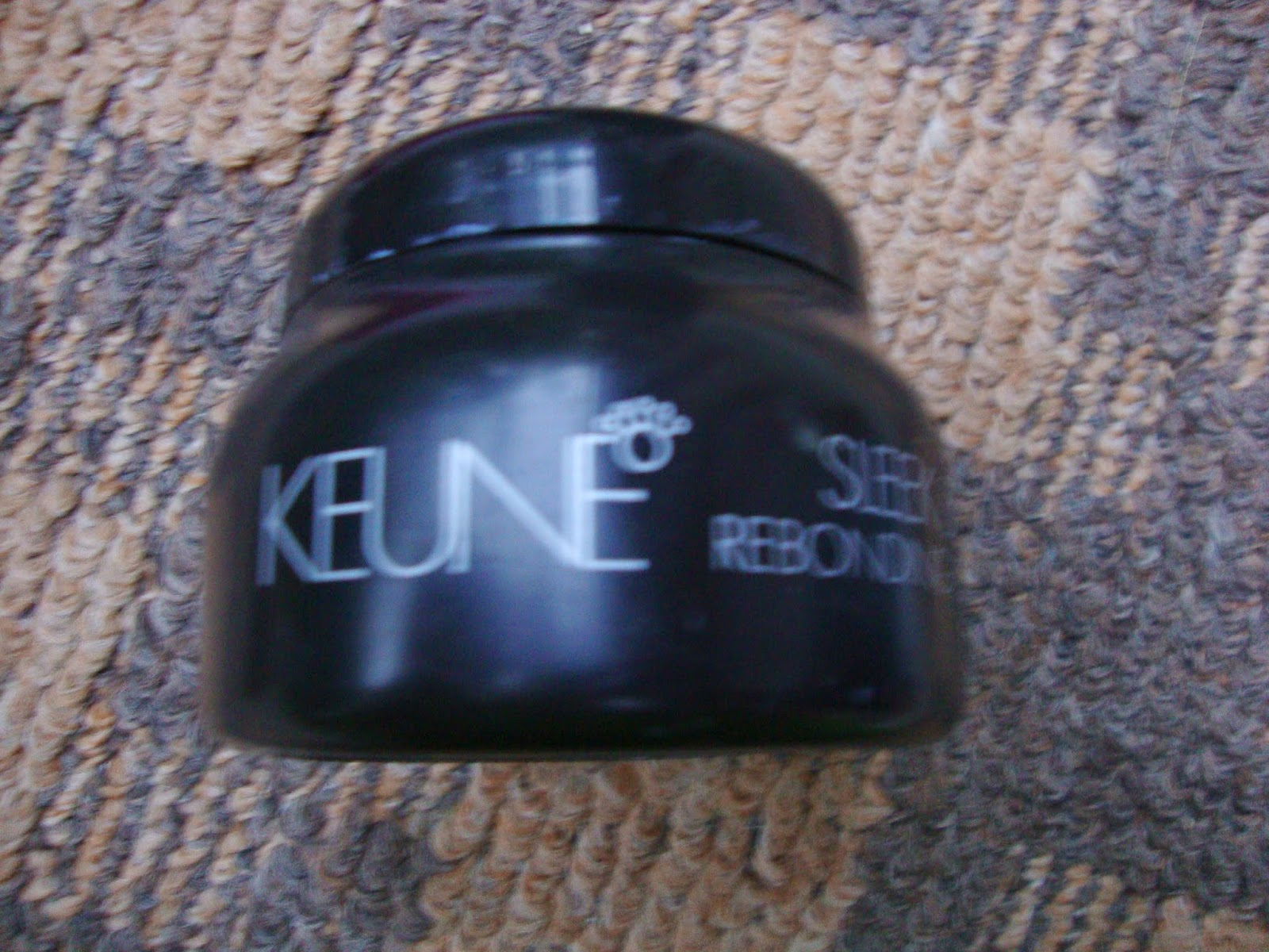 Keune Sleek And Shine Rebonding Conditioner