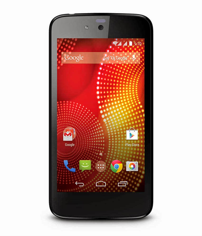 Karbonn Sparkle V Android One Smartphone Pros and Cons