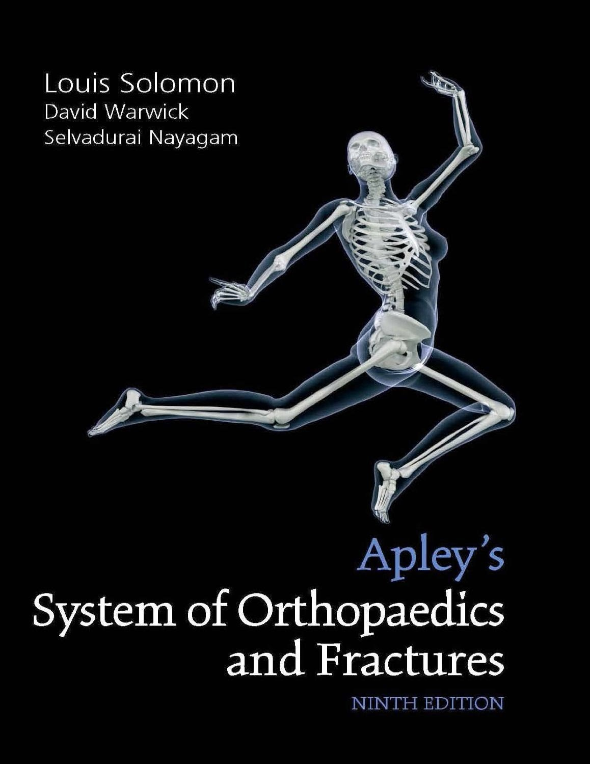 Apley's System of Orthopaedics and Fractures, Ninth edition PDF