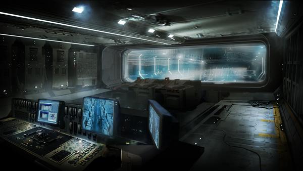Alien Colonial Marines - Artwork