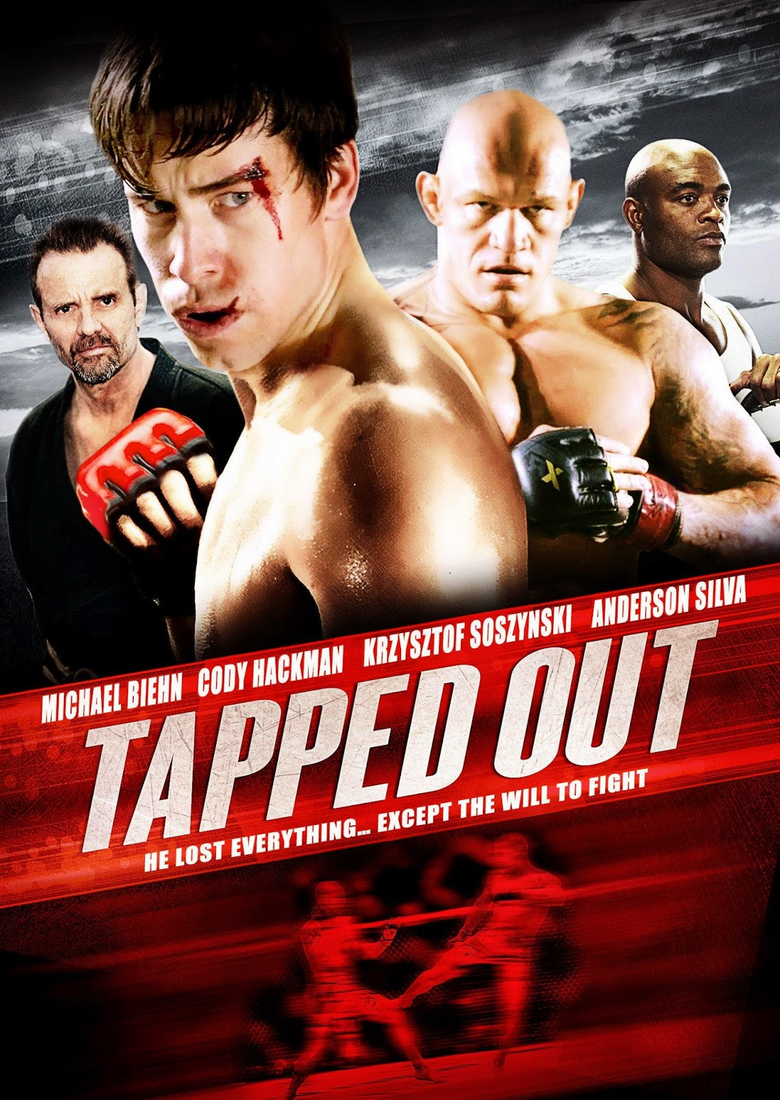 Tapped Out 2014 best poster