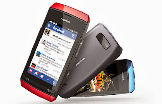 Harga terbaru dan spesifikasi dari Nokia Asha 305