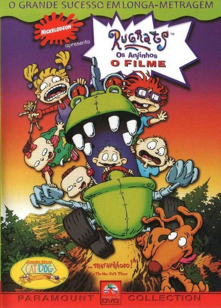 Os Anjinhos: O Filme – Dublado (1998)
