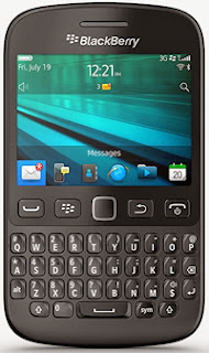 Spesifikasi dan Harga BlackBerry 9720 Samoa