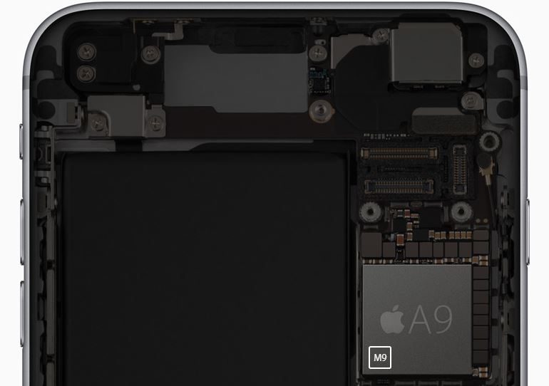 Hardware inside iphone 6s only costs $234