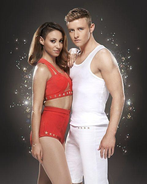 Click photo to reach Amelle's profile in Official Tumble Web page