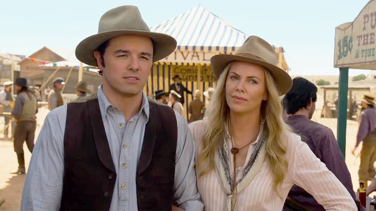 A Thousand Ways To Die In The West Movie Online