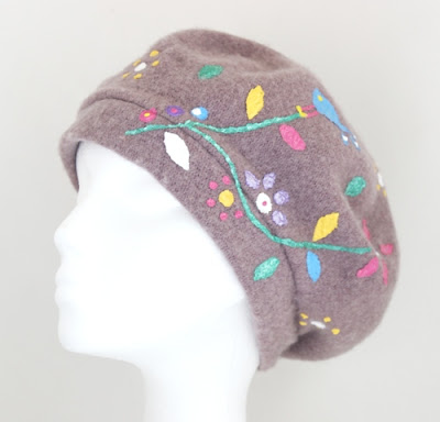 2016 - Textil  Sombrero 6