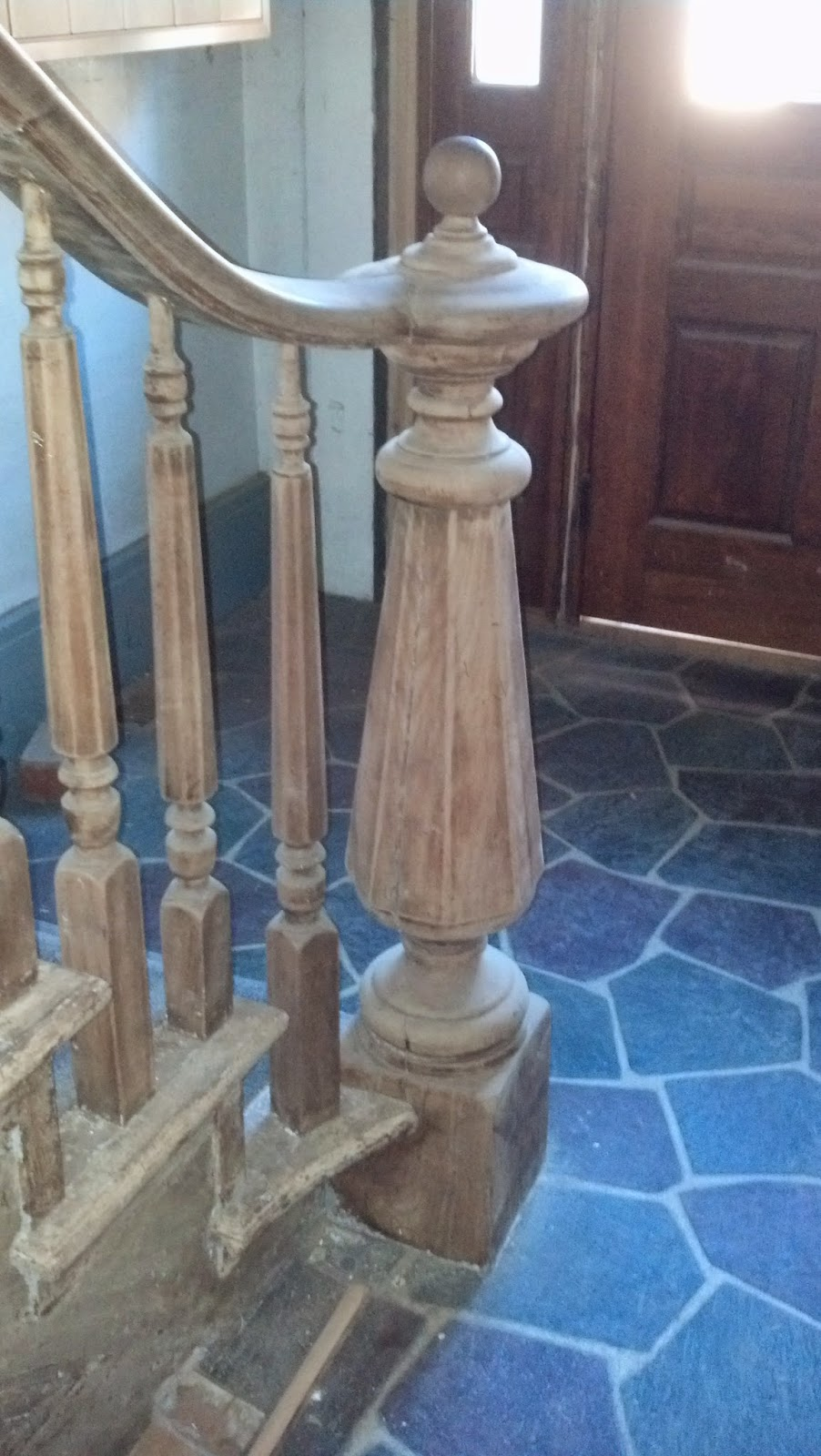 Build Newel Post Waynesburg Matters Victorian Staircases 1860 1895