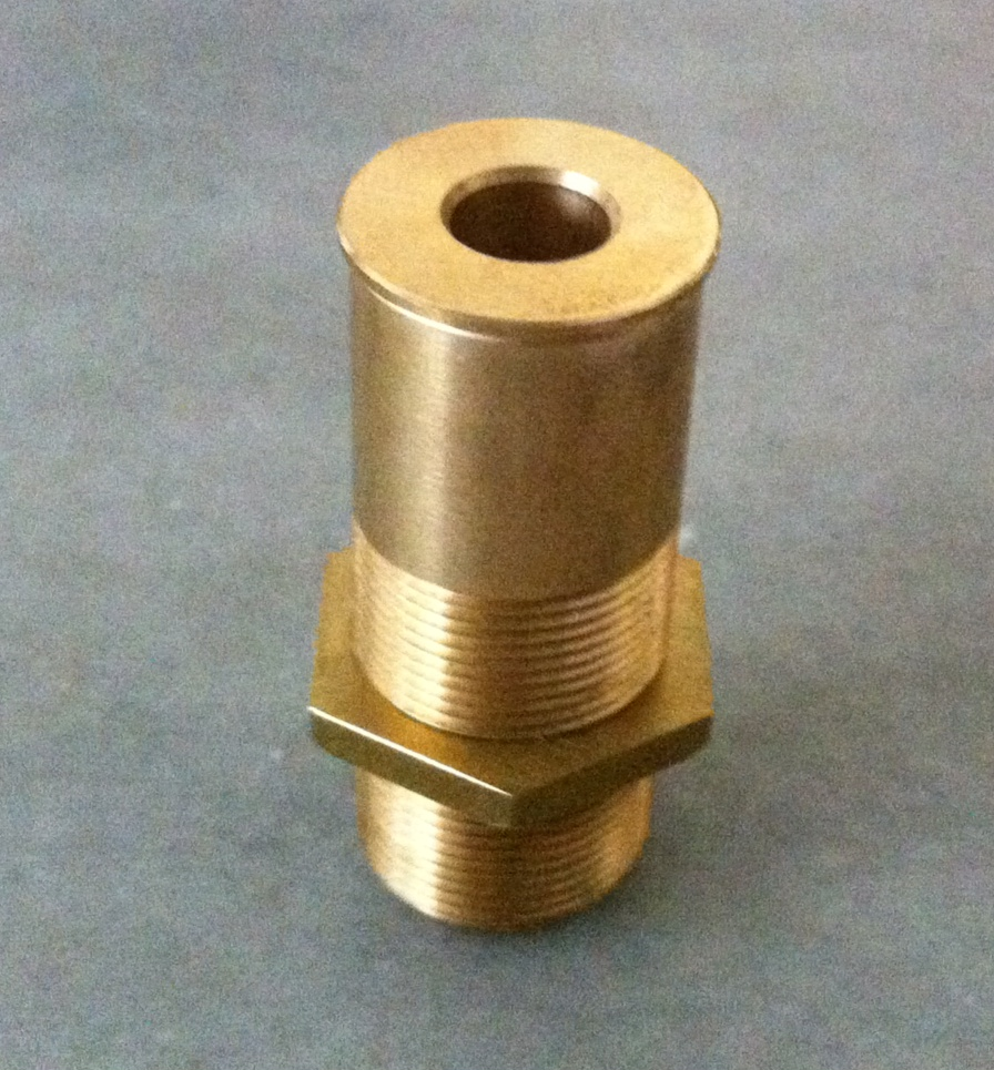 NEW : Bronze Bearing Hub