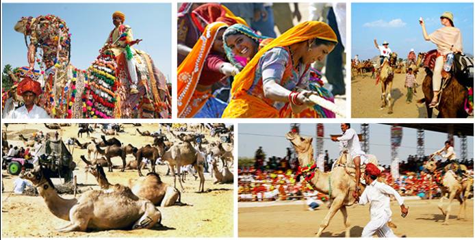 Pushkar Fair Tour