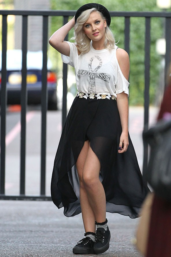 Music Makes Me Beautiful Perrie Edwards Inspired Outfits