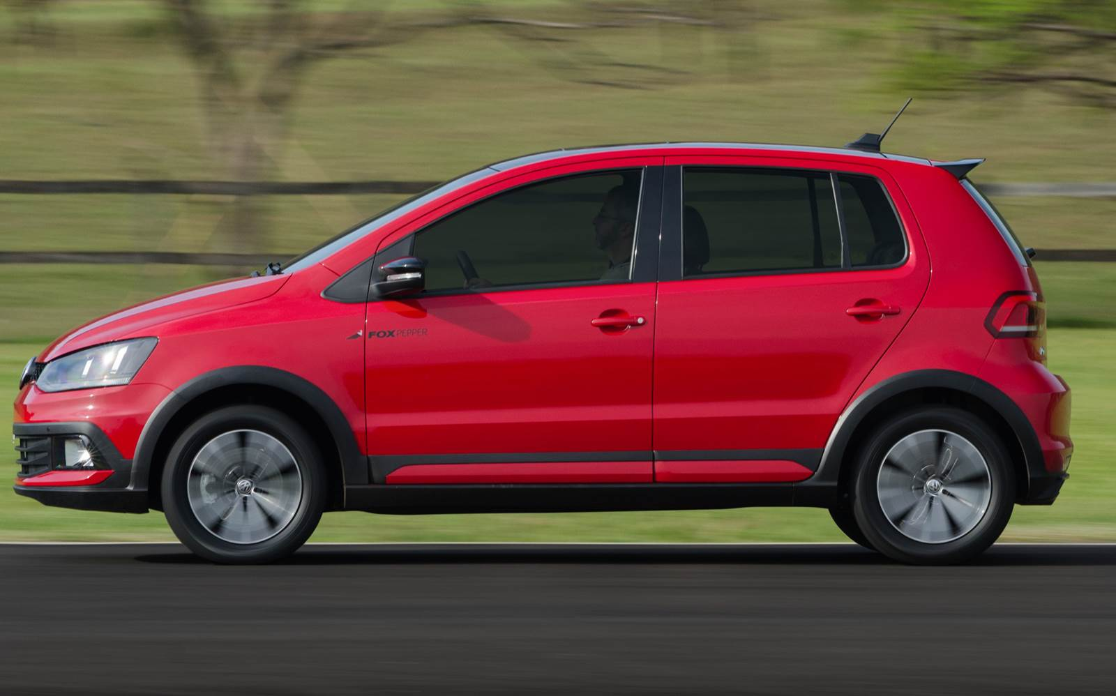 Novo VW Fox Pepper: preço sugerido R$ 53.500 reais