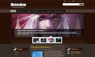 Motec WordPress Theme