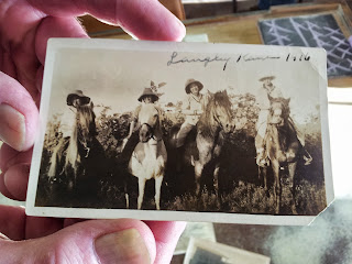 Langley, Kansas, old photos, old stories