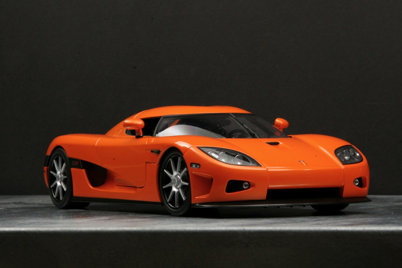Most Expensive Car In The World >> KOENIGSEGG CCX | Car Universe