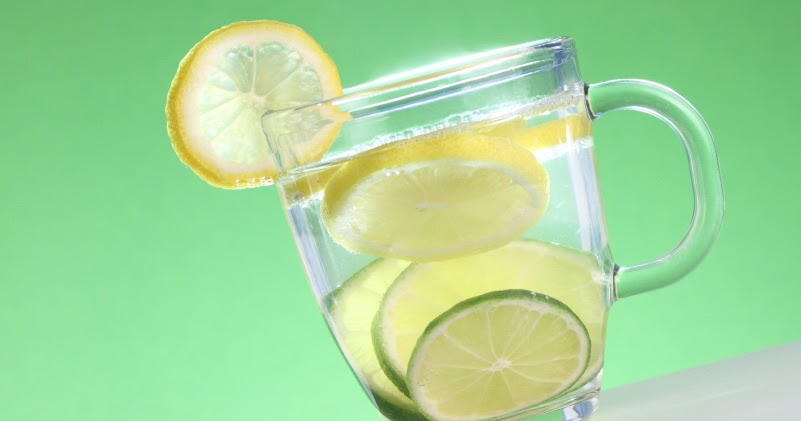 Drinking  Lemons A Day